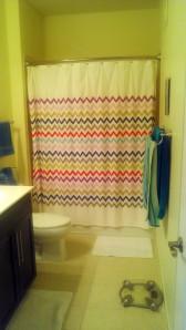 Bathroom with printable
