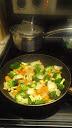 So many veggies! Yum!